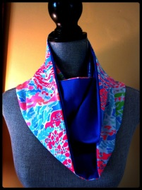 let's cha cha scarf