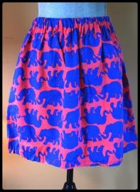Tusk in Sun Skirt