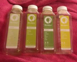 onjuice cleanse juices