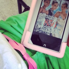 Lilly and Vogue