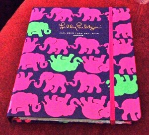 Lilly Pulitzer Tusk in Sun Planner