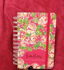 Lilly Pulitzer Lilly Lovers Planner