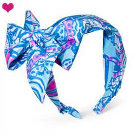 lilly for target headband
