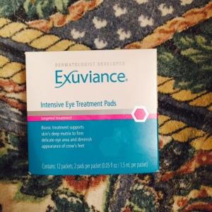 Exuviance Eye Treatment Pad