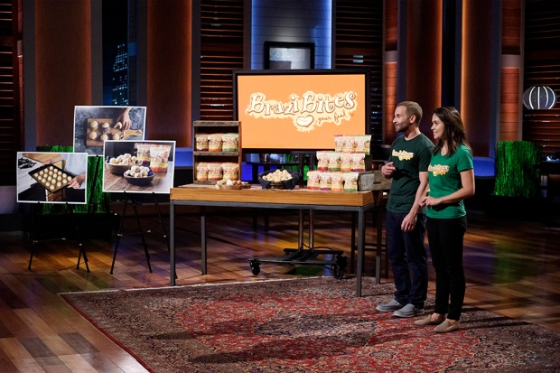Brazi Bites on Shark Tank